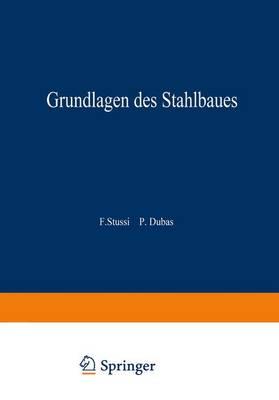 Grundlagen des Stahlbaues (Paperback)