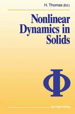 Nonlinear Dynamics in Solids (Paperback)