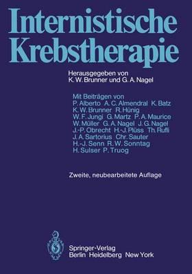 Internistische Krebstherapie (Paperback)