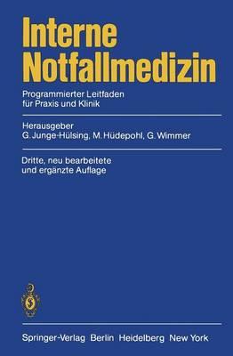 Interne Notfallmedizin (Paperback)