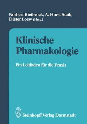 Klinische Pharmakologie (Paperback)