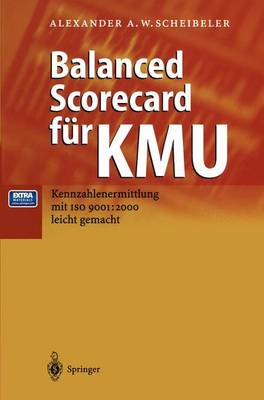 Balanced Scorecard fur KMU (Paperback)