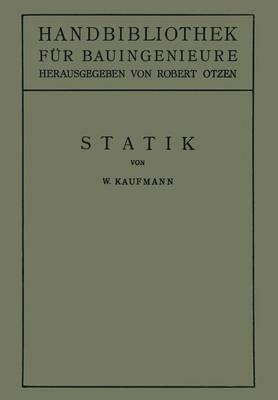 Statik (Paperback)