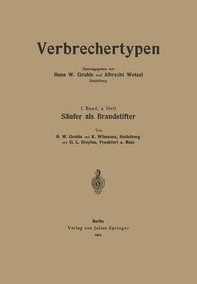 Saufer ALS Brandstifter (Paperback)