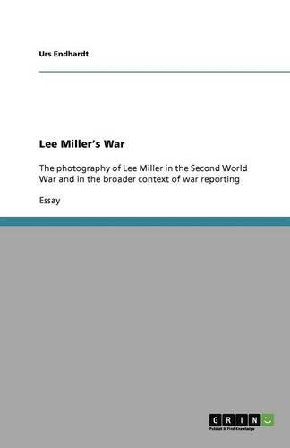 Lee Miller's War (Paperback)