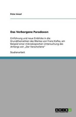 Das Verborgene Paradoxon (Paperback)