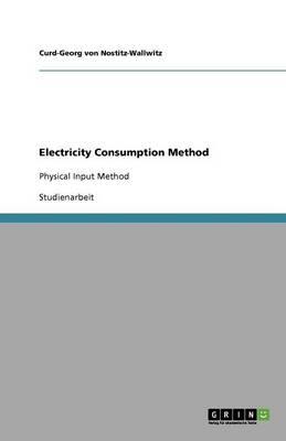 Electricity Consumption Method (Paperback)