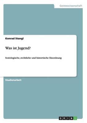 Was Ist Jugend? (Paperback)