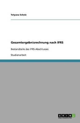 Gesamtergebnisrechnung Nach Ifrs (Paperback)
