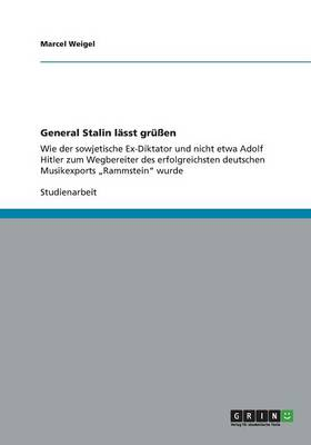 General Stalin L sst Gr en (Paperback)