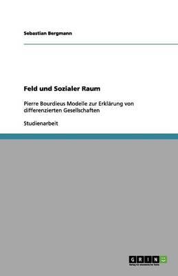 Feld Und Sozialer Raum (Paperback)