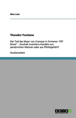 Theodor Fontane (Paperback)