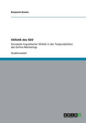 Stilistik Des Seo (Paperback)