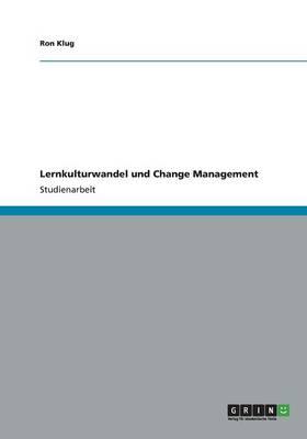 Lernkulturwandel Und Change Management (Paperback)