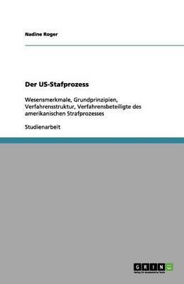 Der Us-Stafprozess (Paperback)