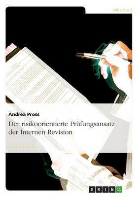 Der Risikoorientierte Pr fungsansatz Der Internen Revision (Paperback)
