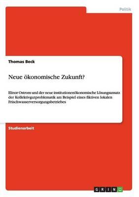 Neue konomische Zukunft? (Paperback)