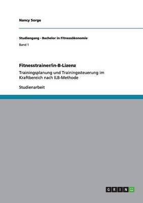 Fitnesstrainer/In-B-Lizenz (Paperback)