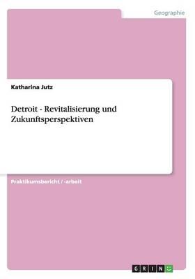 Detroit. Revitalisierung Und Zukunftsperspektiven (Paperback)