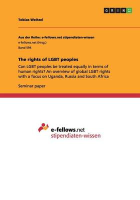 The Rights of Lgbt Peoples (Paperback)