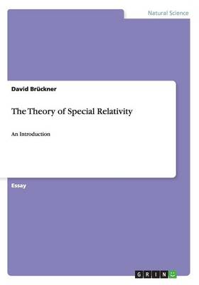 The Theory of Special Relativity (Paperback)