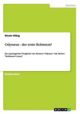 Odysseus - Der Erste Robinson? (Paperback)