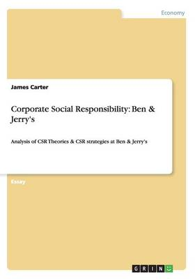 Corporate Social Responsibility: Ben & Jerry's (Paperback)