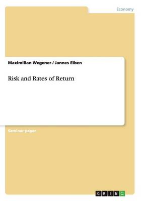Risk and Rates of Return (Paperback)