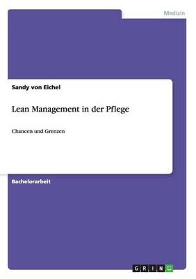 Lean Management in Der Pflege (Paperback)