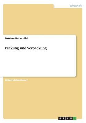 Packung Und Verpackung (Paperback)
