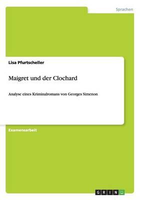 Maigret Und Der Clochard (Paperback)