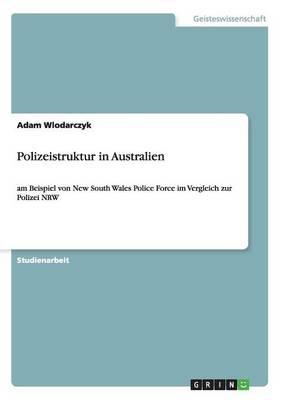 Polizeistruktur in Australien (Paperback)