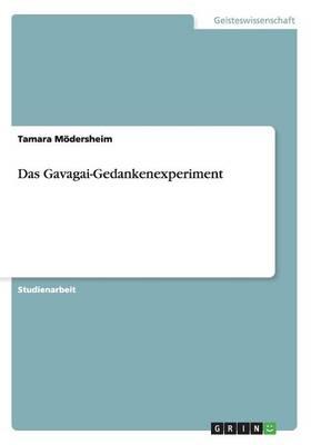 Das Gavagai-Gedankenexperiment (Paperback)