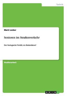 Senioren Im Strassenverkehr (Paperback)