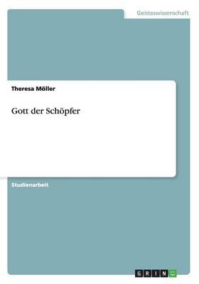 Gott Der Sch pfer (Paperback)