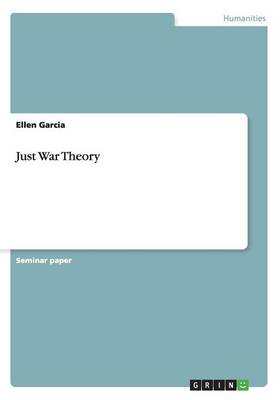 Just War Theory (Paperback)