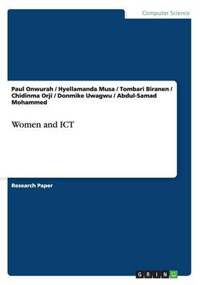 Women and Ict (Paperback)