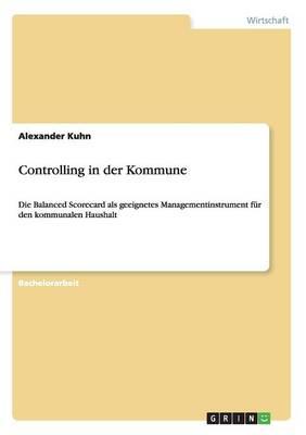 Controlling in Der Kommune (Paperback)