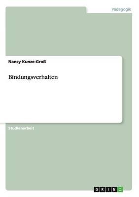 Bindungsverhalten (Paperback)