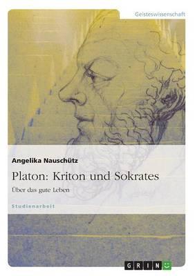 Platon: Kriton Und Sokrates (Paperback)