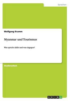 Myanmar Und Tourismus (Paperback)