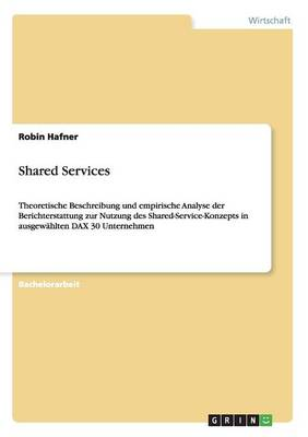 Shared Services (Paperback)