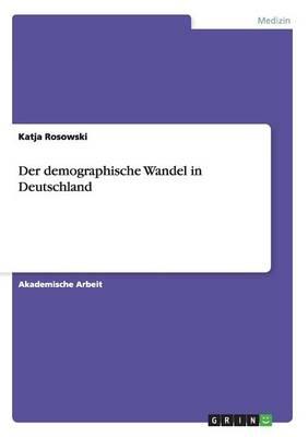Der Demographische Wandel in Deutschland (Paperback)
