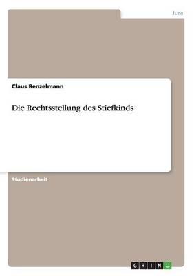 Die Rechtsstellung Des Stiefkinds (Paperback)