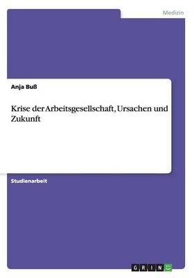 Krise Der Arbeitsgesellschaft, Ursachen Und Zukunft (Paperback)