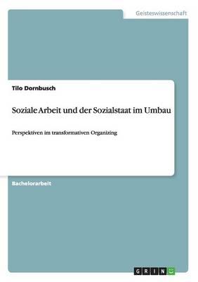 Soziale Arbeit Und Der Sozialstaat Im Umbau (Paperback)