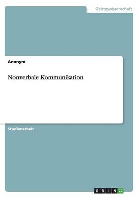 Nonverbale Kommunikation (Paperback)