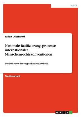 Nationale Ratifizierungsprozesse Internationaler Menschenrechtskonventionen (Paperback)