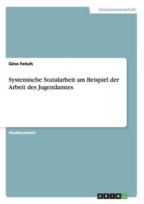 Systemische Sozialarbeit Am Beispiel Der Arbeit Des Jugendamtes (Paperback)
