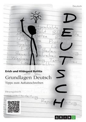 Grundlagen Deutsch: Tipps Zum Aufsatzschreiben (Paperback)